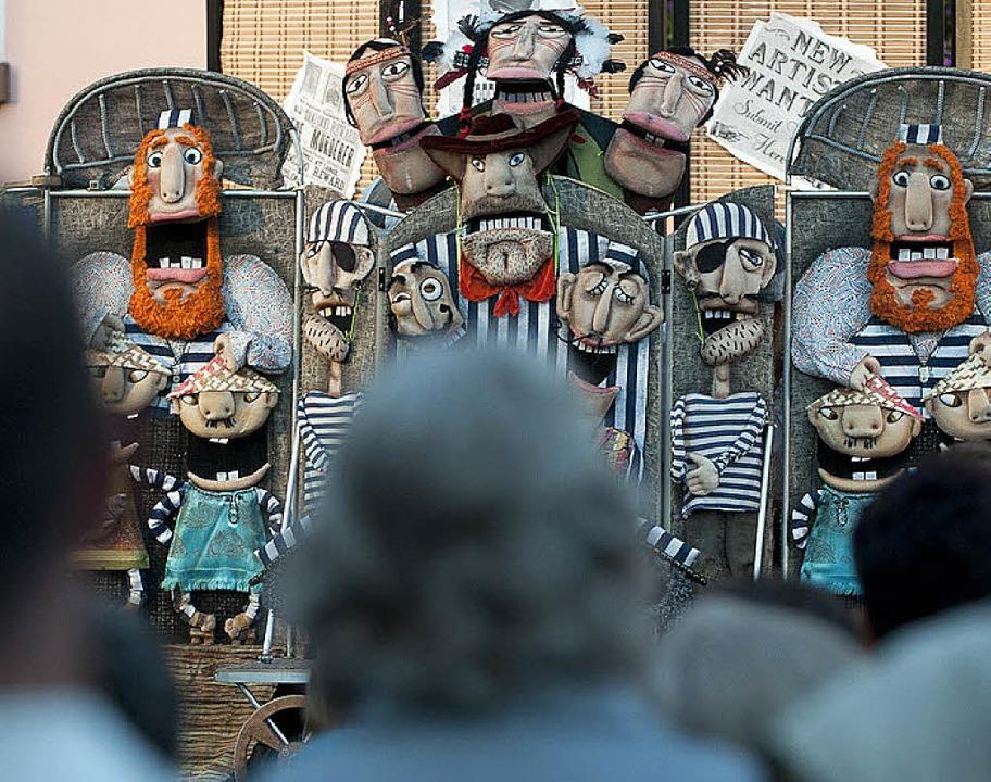 Das Kukuk-Festival in Ettenheim  | Foto: Stefan Merkle