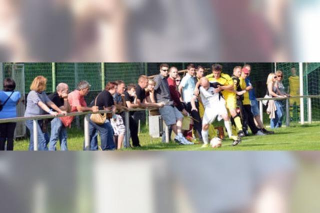 Haltinger Fußballer mit der Resonanz auf die Sportwoche zufrieden