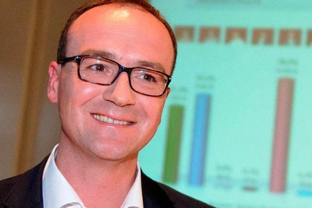 Ulrich Burchardt wird neuer Oberbürgermeister von Konstanz