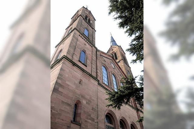 Eine gemeinsame Kirche an der Schutter