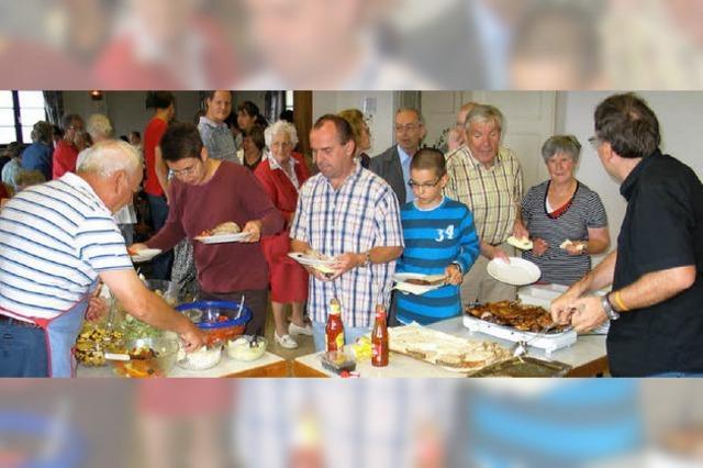 Familienzeit in der Pfarrei