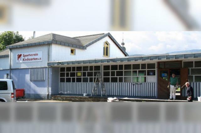 SV Kirchzarten möchte eigenes Sportzentrum errichten