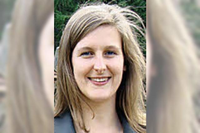 Sabrina Funk ist neue Betriebsleiterin der Freizeitbetriebe Braun