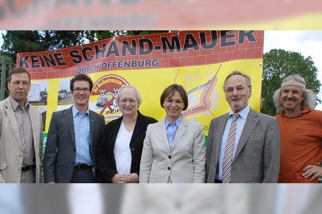 Offenburg kämpft weiterhin für den einröhrigen Tunnel