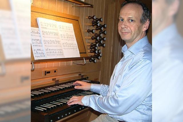 Superbe Orgelkunst