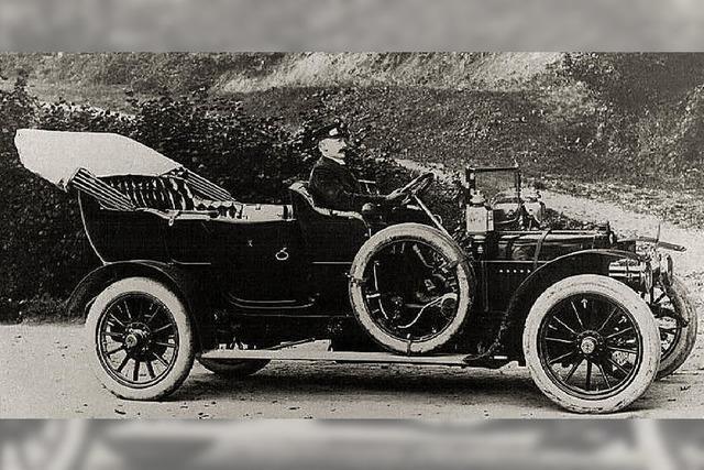 Chauffeure seit Kaisers Zeiten