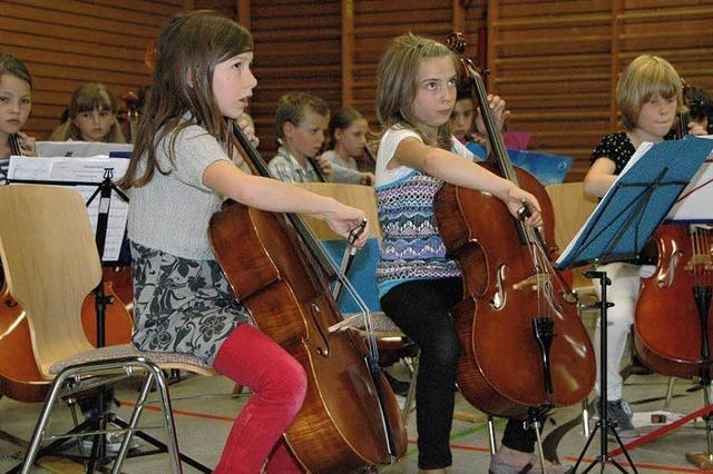 Bella Bimba im Celloklang