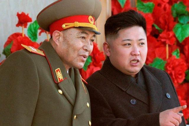 Kim Jong-un ordnet sein politisches Erbe neu