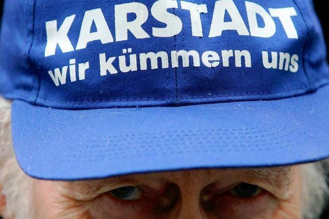 Karstadt will 2000 Stellen streichen - Abbau bis Ende 2014 geplant