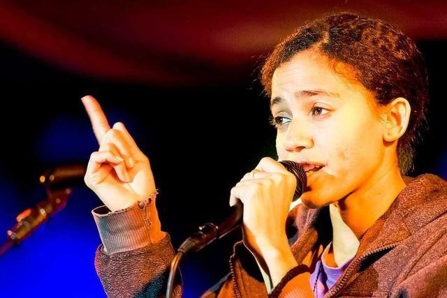 Fotos: Nneka auf dem Zelt-Musik-Festival in Freiburg