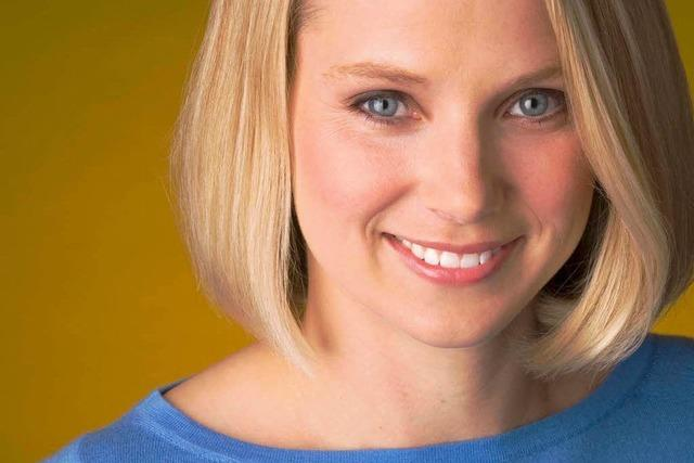 Google-Star Mayer wechselt zu Konkurrent Yahoo