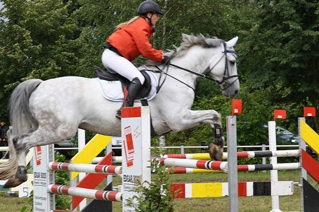 Guter Pferdesport trotz einiger Wetterkapriolen