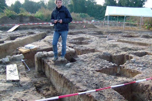 Antike Mauern locken Wissenschaftler an – und später auch Touristen?