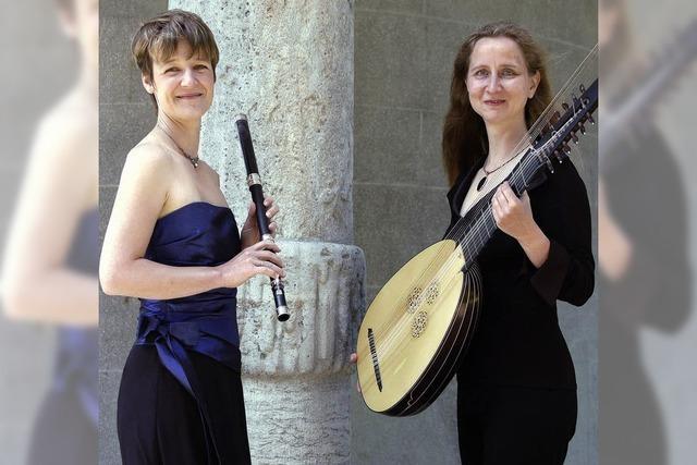 """Ensemble """"Musical Delight"""" spielt Musik wie zu Zeiten Friedrichs des Großen"""