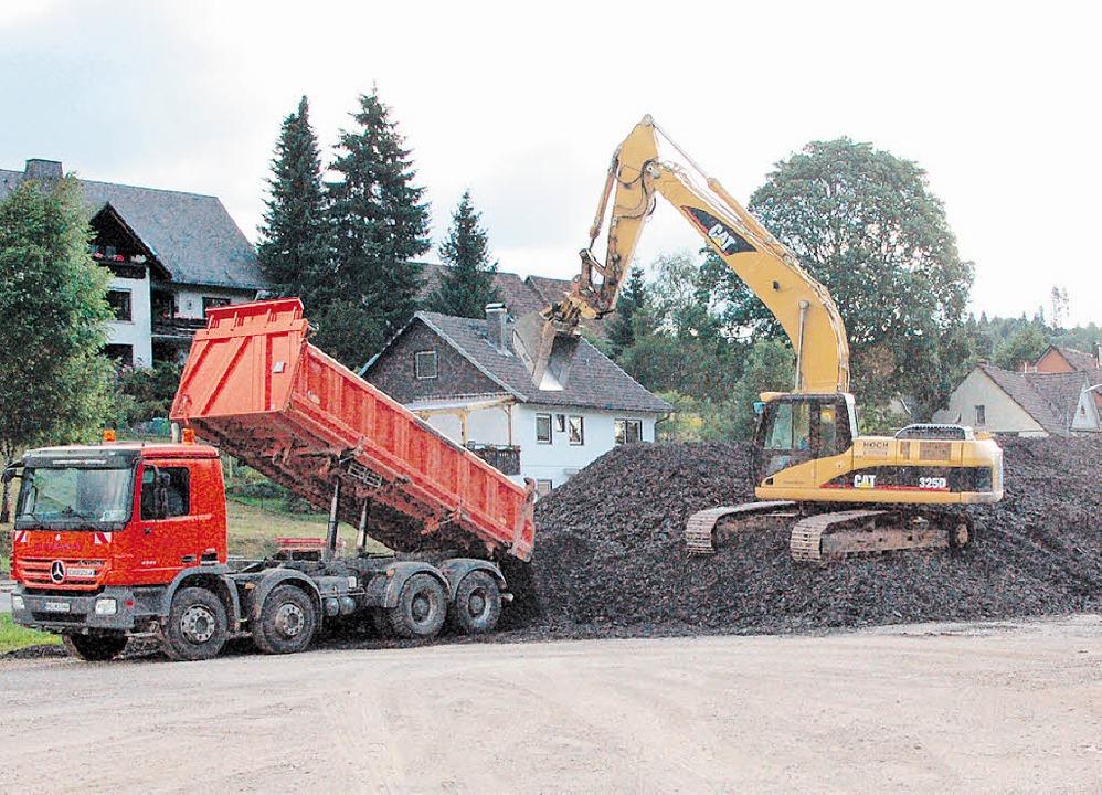 SANIERUNG: Es ist kein neuer Turmbau z...enzkirch,  beendet sein. Horst a. böss  | Foto: Horst A. Böss
