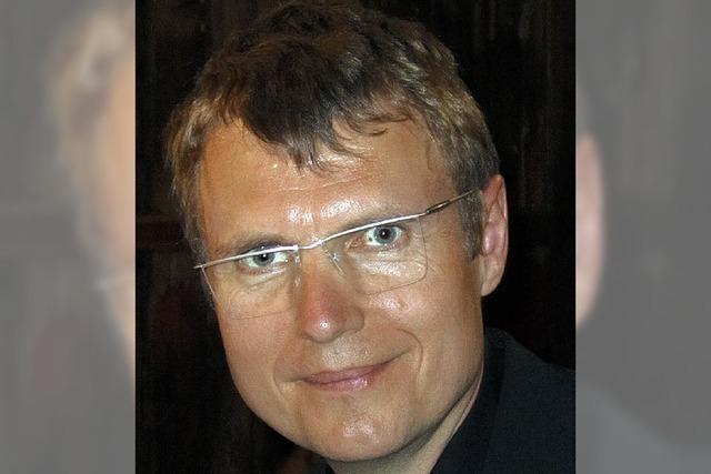 Claus Trost wird neuer Pfarrer der Seelsorgeeinheit Vogtsburg