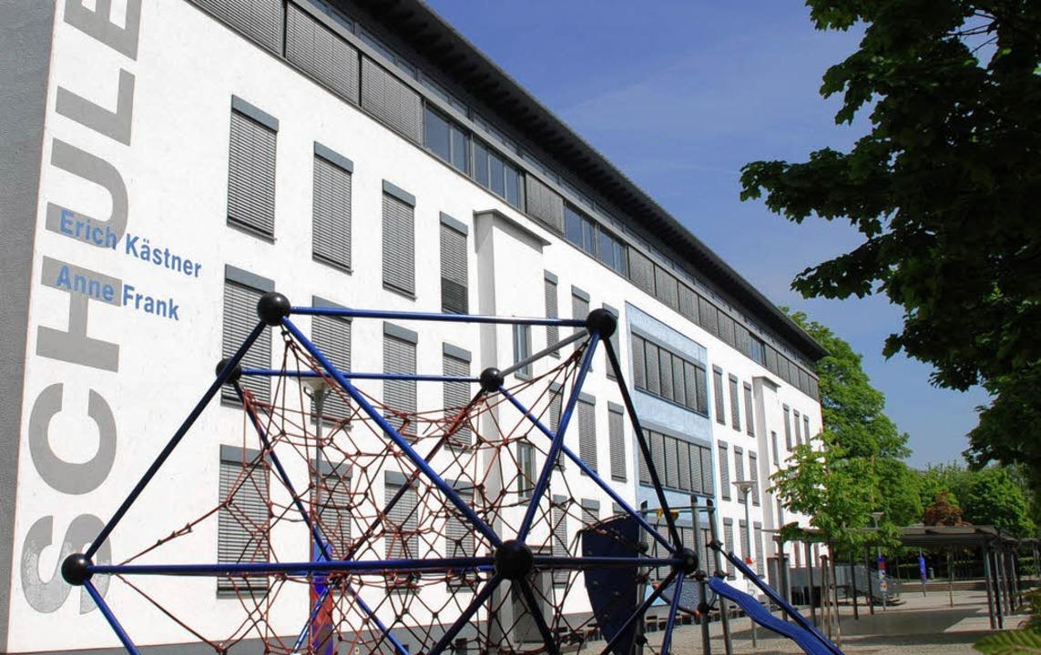 Die Oststadtschule könnte Sitz einer Verbundschule mit 18 Klassen werden.   | Foto: Siefke