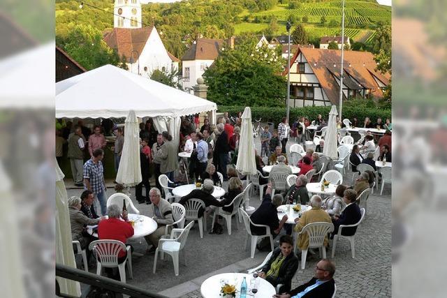 Böller, Wein und Ortsgeschichte