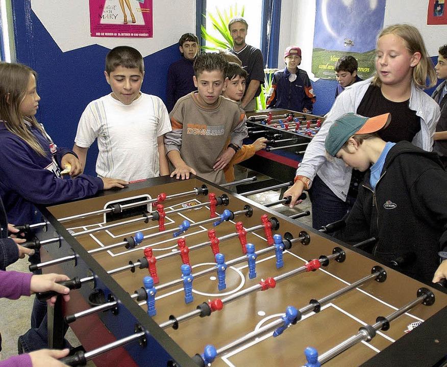 Mehr Lörracher Schulen sollen in Zukun... im kommenden Schuljahr eingerichtet.     Foto: DPA