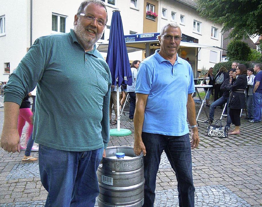 Nachbetrachtung Nollinger Dorffest  | Foto: Jutta Rogge