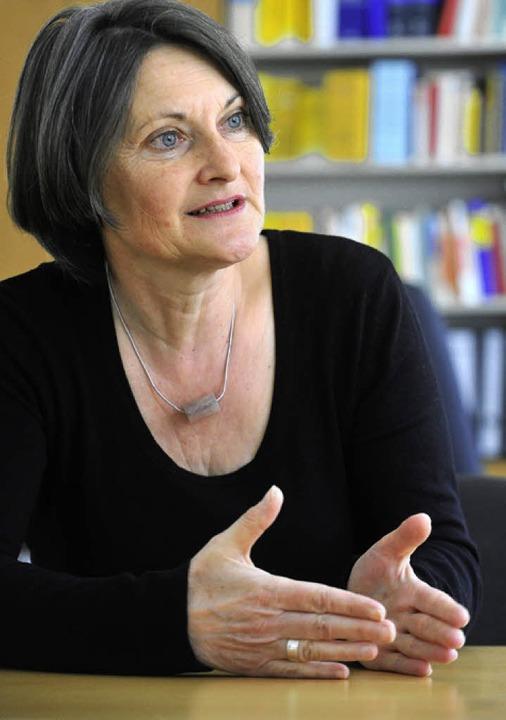 Regierungspräsidentin Bärbel Schäfer   | Foto: Bamberger