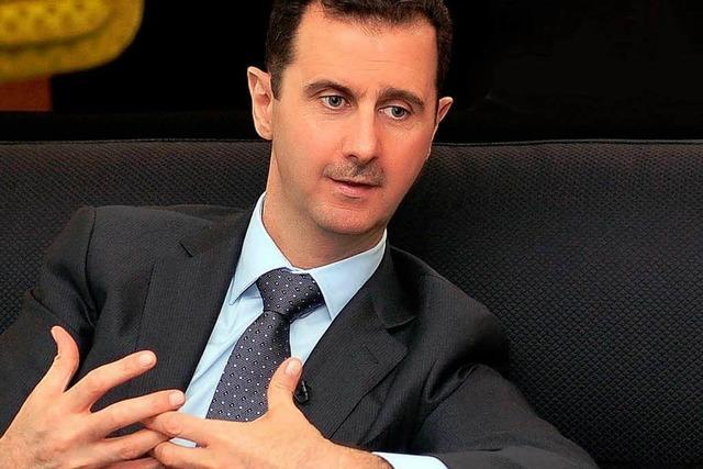 Rebellen erklären Assad den Krieg