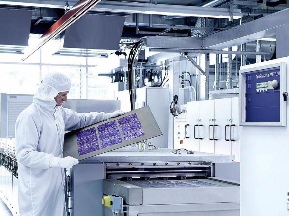 Hüttinger ist ein Tochterunternehmen des Maschinenbauers Trumpf.    Foto: PR Hüttinger