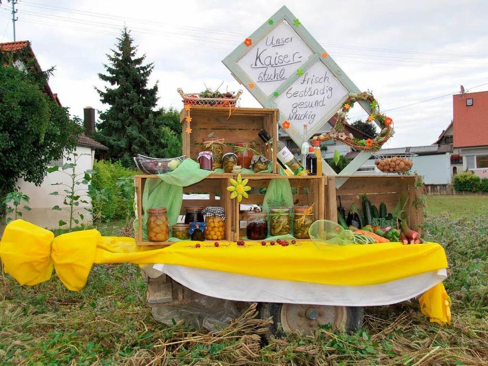 Die Gemeinden des  Kaiserstuhls wollen...n, um die Region besser zu vermarkten.  | Foto: Benjamin Bohn