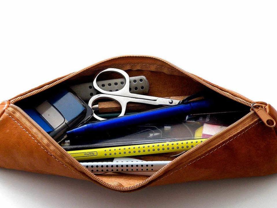 Mäppchen packen und umziehen: Einige Klassen werden  verlegt.    | Foto: Viola F. Holtz (Fotolia.com)
