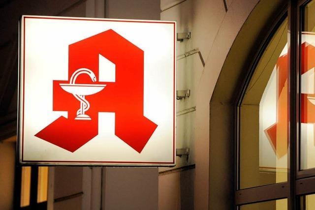 Apotheken-Notdienst wird neu geordnet