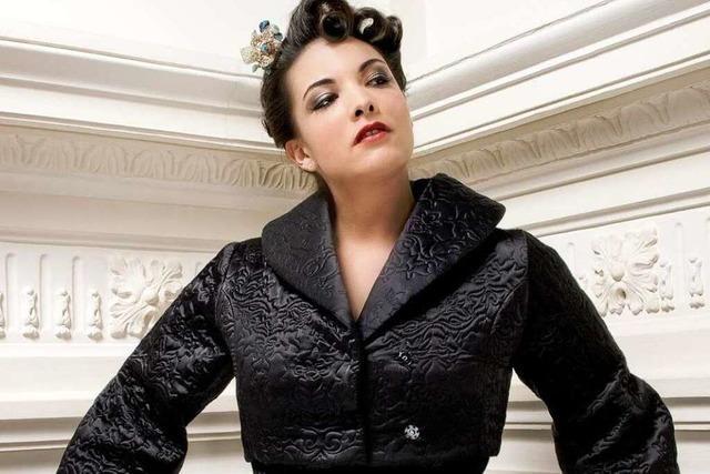 Caro Emerald kommt mit ihrem Vocal Swing zum ZMF