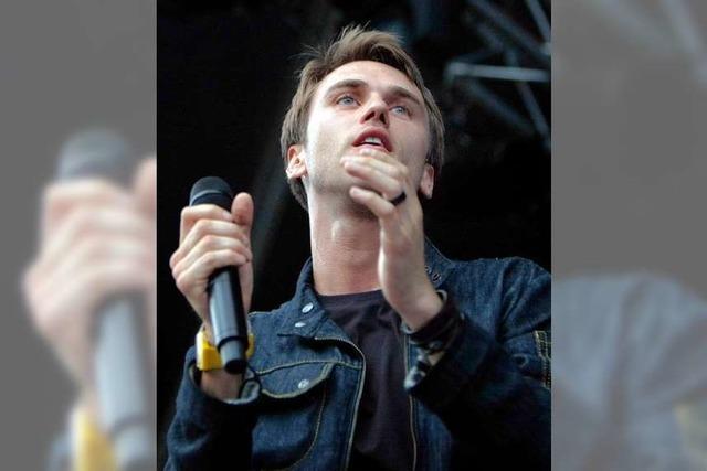 Fotos: Clueso beim Stimmen-Festival in Lörrach