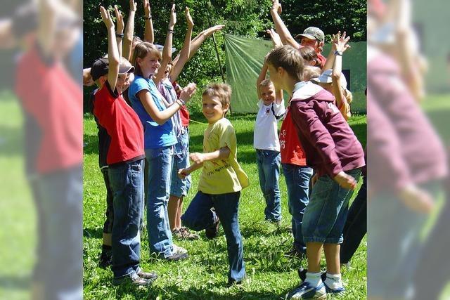 Spaß und Spiel für Kinder und Jugend