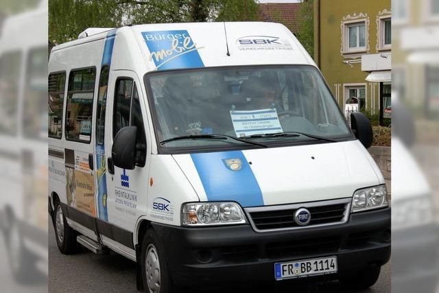 Bürgerbus mit Anlaufproblemen