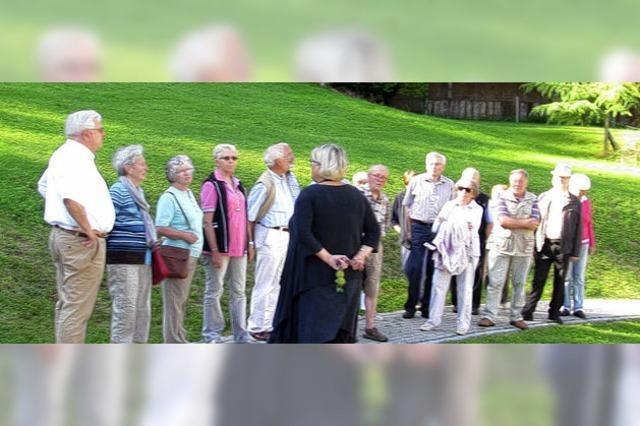 Seniorenunion besucht Seniorenheim