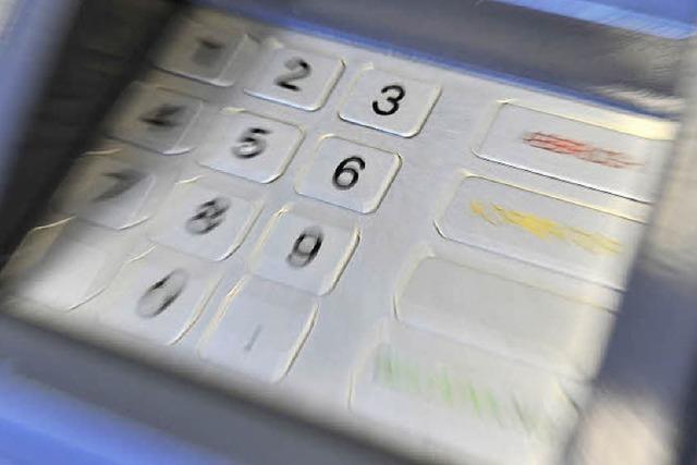 Hauingen ohne Geldautomat