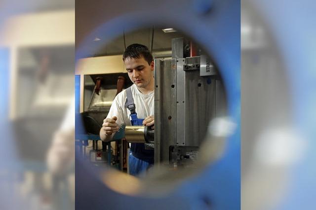 Gerangel um Werkzeugmechaniker