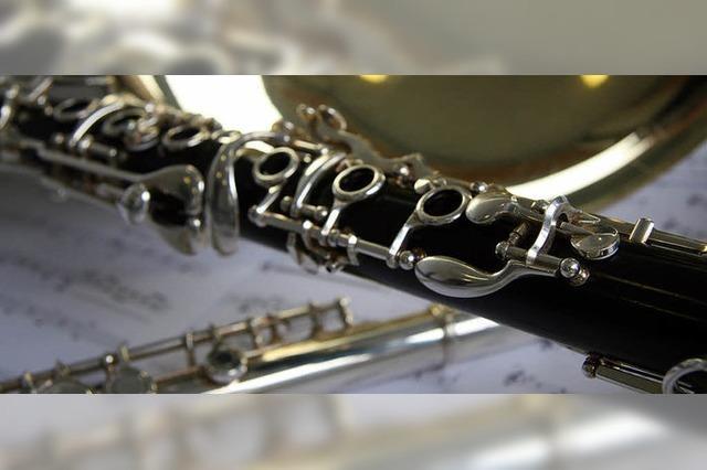 Neue Klarinette und weitere Hilfen vom Förderverein