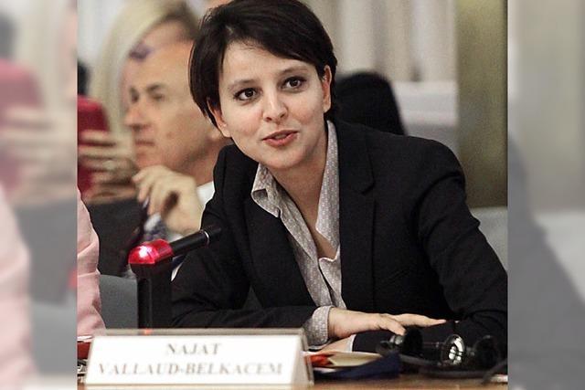 Frankreichs Ministerin für Wunder