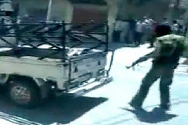 Bürgerkrieg in Syrien eskaliert - UN-Sicherheitsrat debattiert