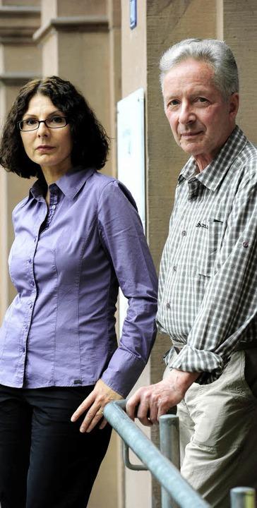 Die Mischung ist's: Manuela Fuelle und Hans Hoischen   | Foto: schneider