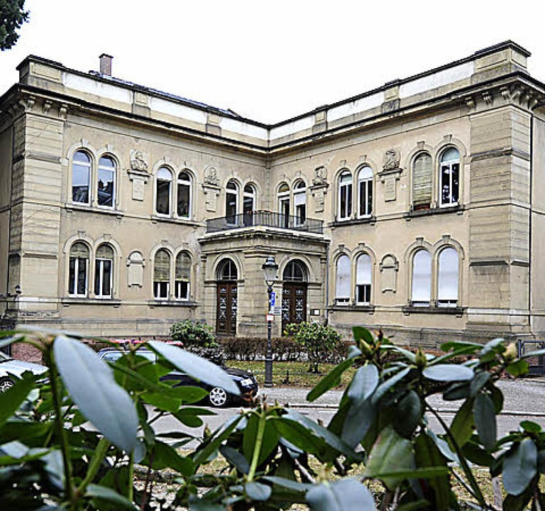Das Gemeindehaus in der Maienstraße in der Wiehre  | Foto: schneider
