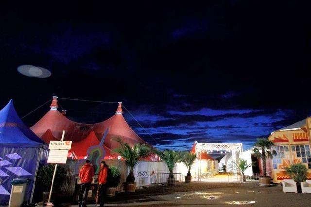Freiburger Zelt-Musik-Festival endet mit Rekordergebnis