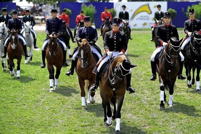 Verlosung: Eurocheval 2012 in Offenburg