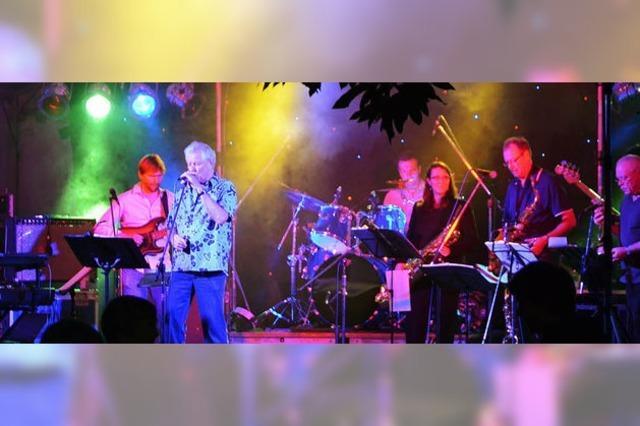 Musikalische Vielfalt im Stadtgarten