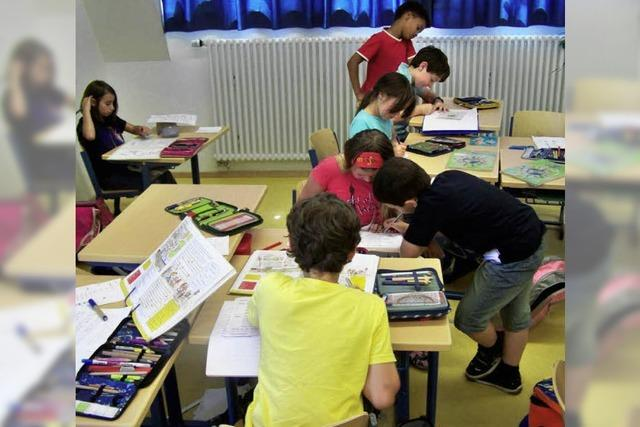 Vielfalt als Bereicherung in der Schwarzenbergschule