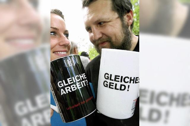 DGB: Leiharbeit boomt im Landkreis Lörrach