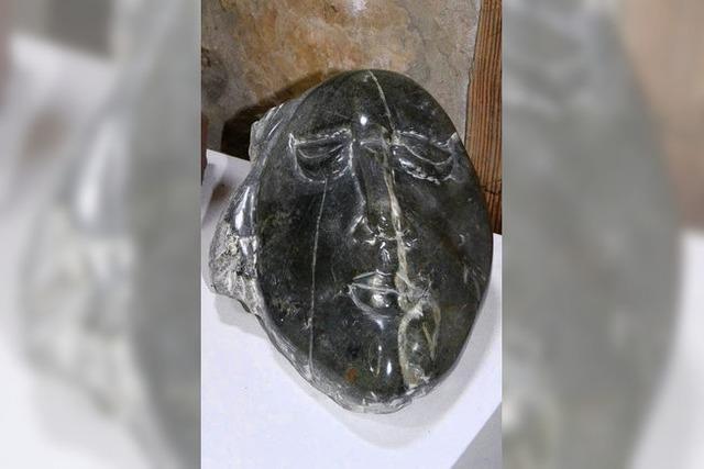 Stein trifft Keramik im Zehnthaus