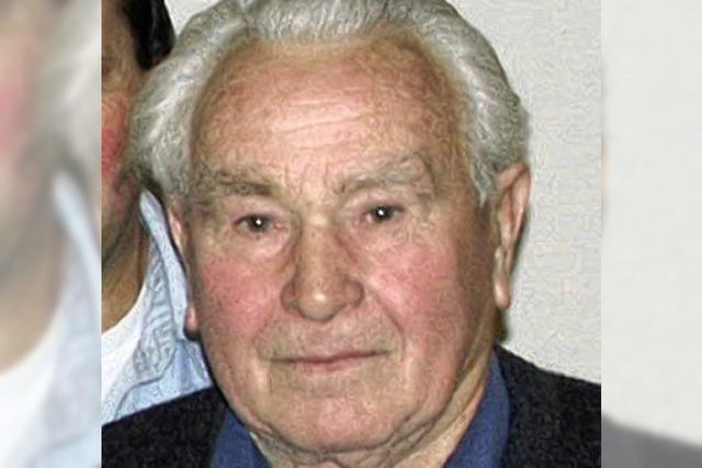 Trauer um Helmut Herr, Träger des Verdienstordens des Bundes