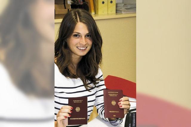 Ohne Reisepass kein Ferienspaß